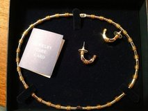 Omega Necklace w/Matching Earrings in Fort Leonard Wood, Missouri