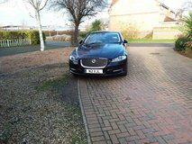 Jaguar XJL rare long wheelbase version, Luxury V6 automatic diesel in Lakenheath, UK