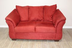 Ashley Furniture Darcy Love Seat in Spring, Texas