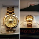 Women's Invicta Collection Watch in Olympia, Washington