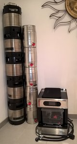 Pico Homebrewing Machine w/ 5 Brewing/Serving Kegs in Ramstein, Germany