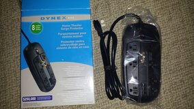 Surge Protector, Dynex 1,950 joules protection in Warner Robins, Georgia