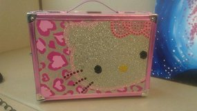 Super cute Hello Kitty makeup case in Fort Lewis, Washington