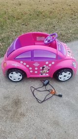 Minnie mouse power wheel in Cleveland, Texas
