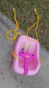 Fisher price swing in Cleveland, Texas
