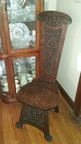 Rare Fire Place Chair in Fort Riley, Kansas