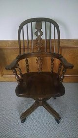 REDUCED - Ethan Allen Desk Chair in Kingwood, Texas