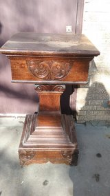 Antique Baptismal Table in Fort Riley, Kansas
