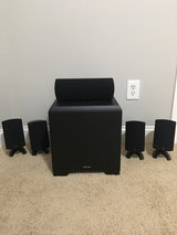 Klipsch home audio system in Warner Robins, Georgia