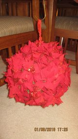 Poinsettia Ball in Bolingbrook, Illinois