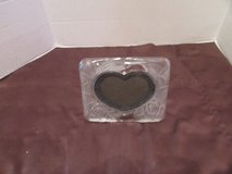 Heart shape picture frame in Naperville, Illinois