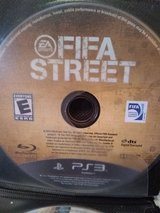Ps3 Fifa street in Fairfield, California