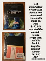 Introductory CHEMISTRY in Naperville, Illinois