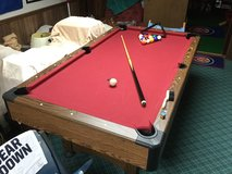 Tournament Pool Table in Sandwich, Illinois