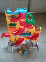 Fisher Price Little People Wheelies Stand 'n Play Rampway. in Vista, California