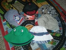 Six Toddler boy's hats size 2 -3 years old. in Vista, California