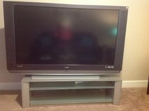"""60"""" Sony Grand Wega LCD Projection TV & stand in Vacaville, California"""