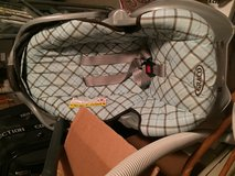 Stroller with matching car seat and base in Fort Leonard Wood, Missouri