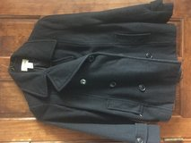 Black Pea Coat in Fort Leonard Wood, Missouri