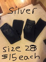 silver . jeans in Tinley Park, Illinois