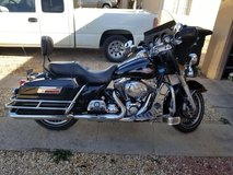 2009 Harley Davidson Electra Glide in Dyess AFB, Texas