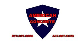 AMERICAN CONCRETE in Fort Leonard Wood, Missouri