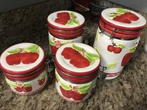 4pcs canister set in Fort Polk, Louisiana