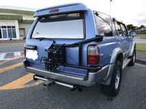 "1998 Blue Toyota Hilux Surf ""Gasoline"" in Okinawa, Japan"
