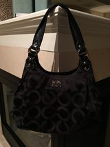 Black Coach Bag in Quantico, Virginia