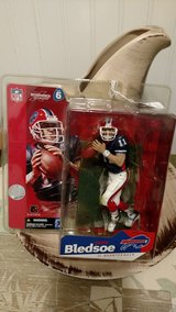 Bills Bledsoe 2003 McFarlanes Sportpicks in 29 Palms, California
