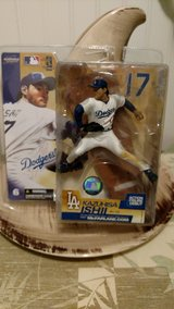 Dodgers Ishil 2003 McFarlanes Sportpicks in 29 Palms, California