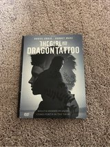 """The Girl with the Dragon Tattoo"" DVD in Okinawa, Japan"