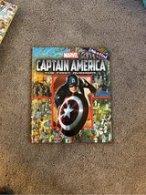 *Captain America  Look and Find in Okinawa, Japan
