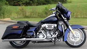 NEW 2016 HD CVO Streetglide in Europe in Wiesbaden, GE