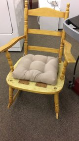 Yellow Rocker in Fort Leonard Wood, Missouri