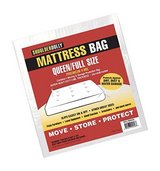 NIP - Mattress Bag (Queen, 4Mil) Heavy Duty Mattress Bags for Storage and Moving in Okinawa, Japan
