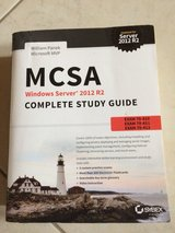 Windows Server MCSA Study Guide in Wiesbaden, GE