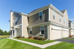 Welcome Home .... ELGIN NEW LUXURY TOWNHOMES 3 AND 4 BEDROOM.. in Glendale Heights, Illinois