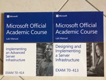 Microsoft Exam 70-413 & 70-414 in Wiesbaden, GE