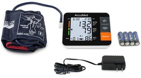 AccuMed Upper Arm Blood Pressure Monitor in Bartlett, Illinois