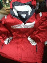 COLUMBIA RED SKI JACKET in Vacaville, California