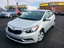 2015 KIA FORTE LX SEDAN 4-Cyl 1.8 LITER in Fort Campbell, Kentucky