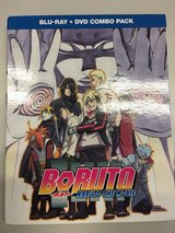 "Boruto the movie ""blu-ray only"" in Ramstein, Germany"