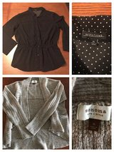 Women's size XL Notations shirt & Sonoma sweater in Byron, Georgia