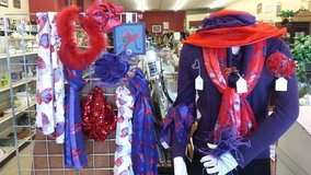 RED HAT SOCIETY Items in Glendale Heights, Illinois