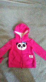 4t pink panda jacket NWT in Cleveland, Texas