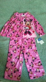 3t Minnie mouse pajamas set NWT in Cleveland, Texas