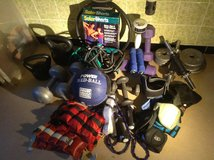 Various sets of exercise equipment/home gym/personal training in Ramstein, Germany