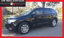 07 Ford Edge SEL Plus - Only 85K Miles - Loaded - Finance with $4000 - $7995 in Beaumont, Texas