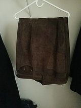 Sz 26 NEW Brown Suede Pants in Bolingbrook, Illinois